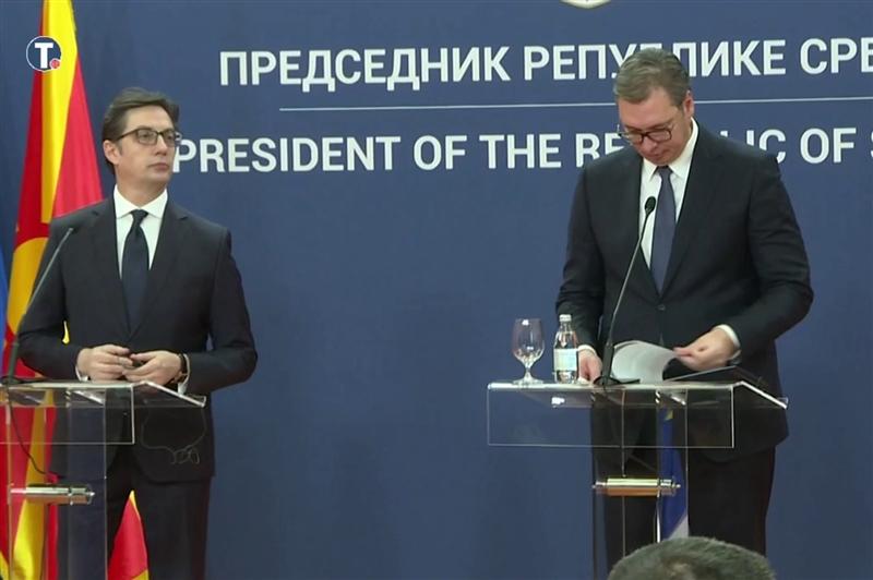 """Вучиќ: Му реков на Заев дека нема да има преговори, тој ме гледаше како да сум """"шлакнат"""" и рече """"Ми ветија""""!"""