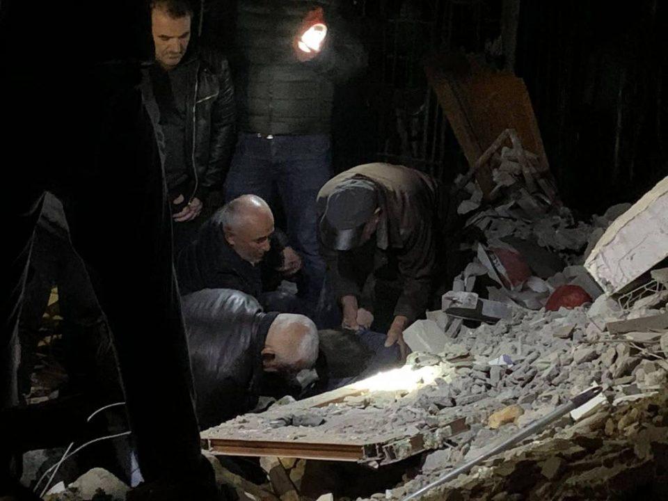 Бериша: Дел од жртвите од земјотресот се убиени од државата