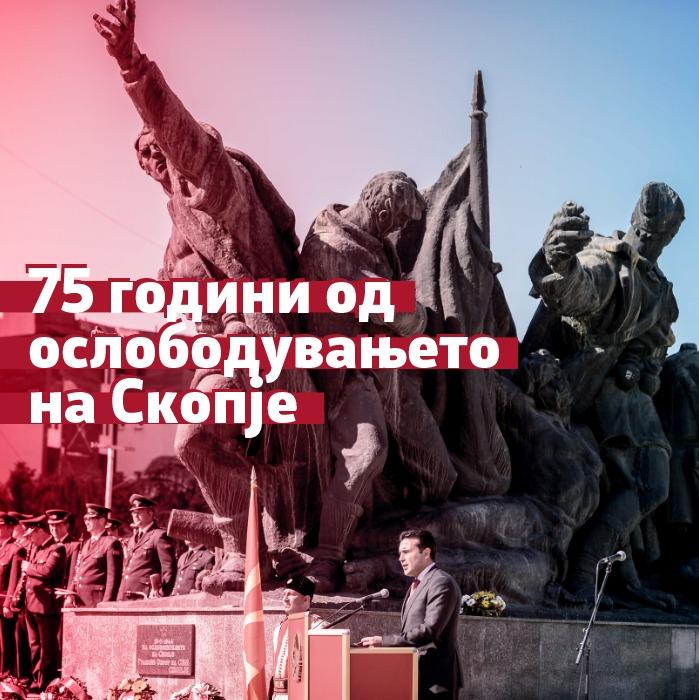 Уште една честитка во празно: Скопје е излогот на нашата земја