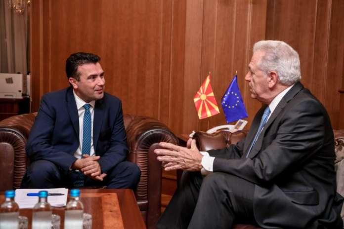 Фатен во уште една лага: Премиерот во заминување на еврокомесарот му тврдел дека реформите во безбедносниот сектор се успешни