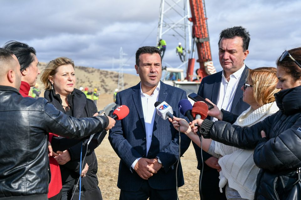 Премиерот во заминување Зоран Заев: Северна Македонија е шампион во реформи во енергетиката