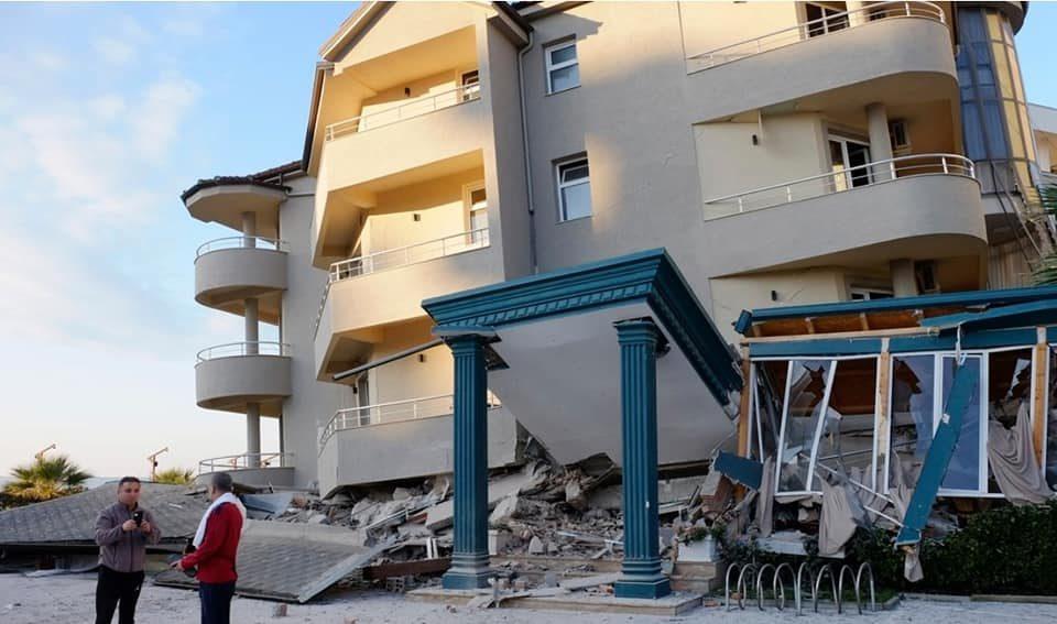 27 лица уапсени за последиците од земјотресите во Албанија, се трага по уште 11 осомничени