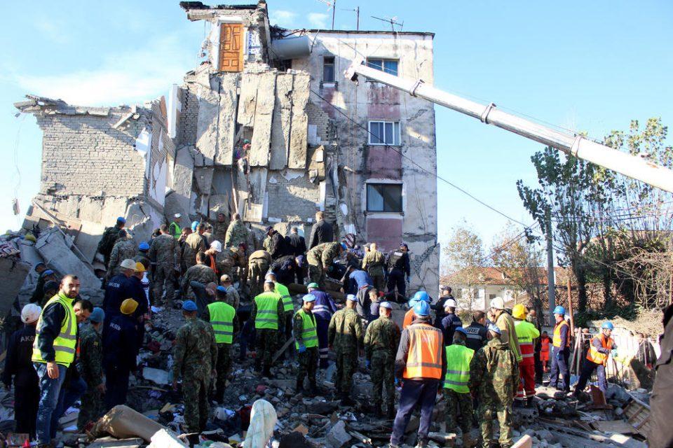 Бројот на настраданите во земјотресот достигна 46