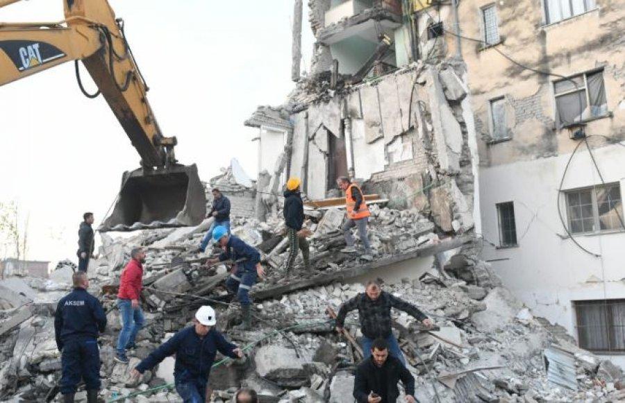 Мета: Ситуацијата е драматична, правиме сè можно за да ги извлечеме луѓето од урнатините