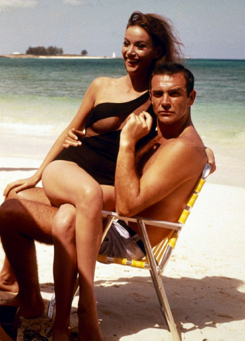"""Почина актерката Клодин Оже, првата """"француска девојка"""" на Џејмс Бонд"""