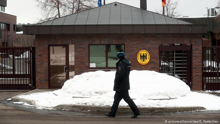 Русија протера двајца германски дипломати