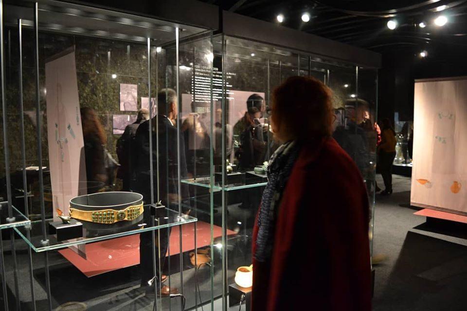 """Изложбата """"Статусни симболи кај пајонските заедници"""" во Археолошки музеј"""