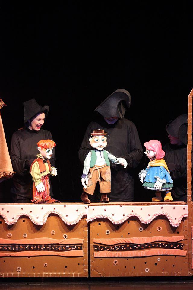"""Премиера на куклената претстава """"Јованче и Марика"""" која им парира на компјутерските игри и технологијата"""