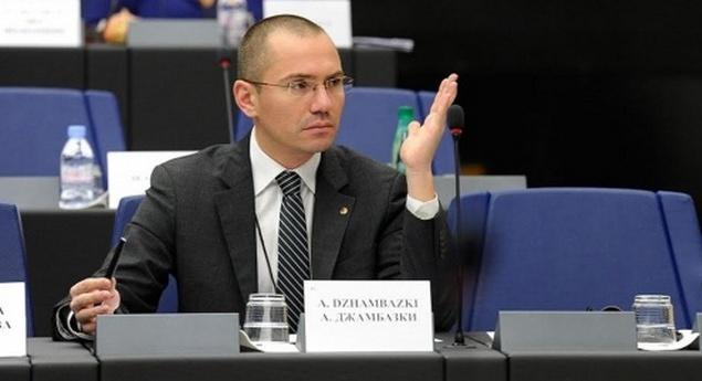 Џамбаски: Македонија без Бугари, оган да ја гори
