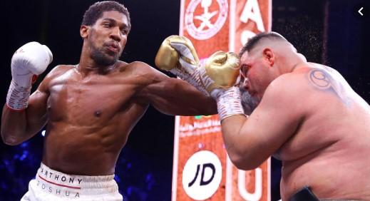 Ентони Џошуа победник во дуелот за светската титула во бокс