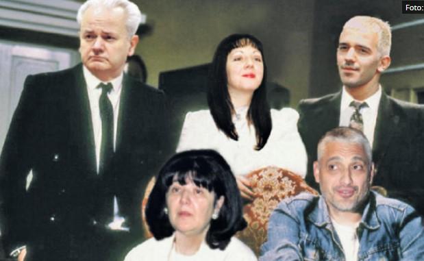 Koj ќе го глуми Слобо: Ќе се снима серија за фамилијата Милошевиќ