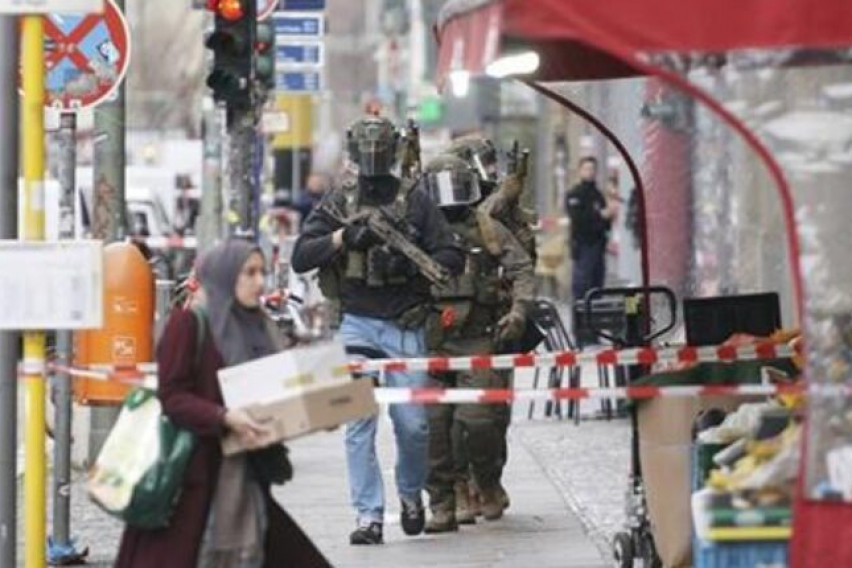 Пукање во Берлин, полицијата тврди: Ситуацијата е под контрола