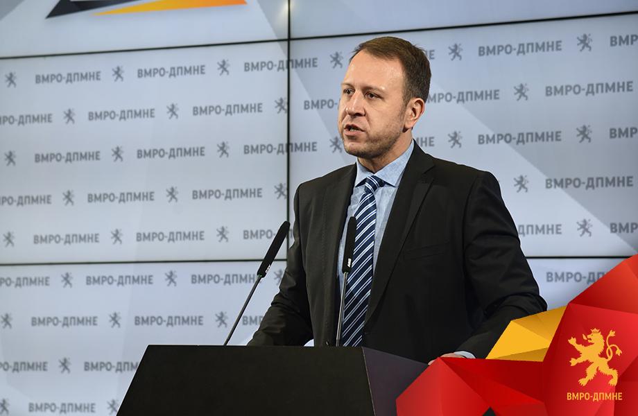 Јанушев: Зоран Заев и Драги Рашковски се согласија 72 милиони евра пари на граѓаните да се прелеат на сметка на приватна фирма