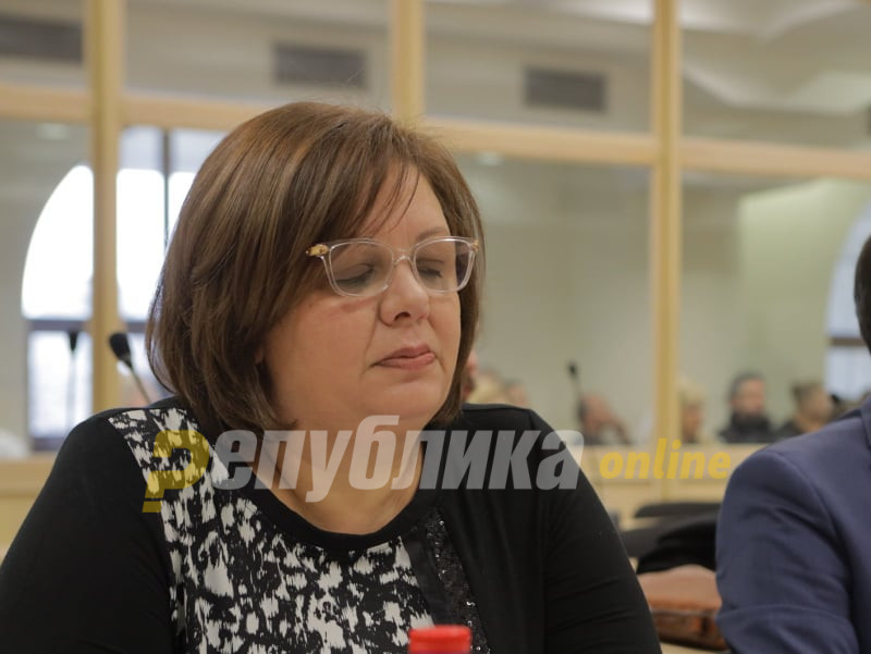 Обвинителството бара од Апелација Јанева да остане во куќен притвор, одлука наредната недела