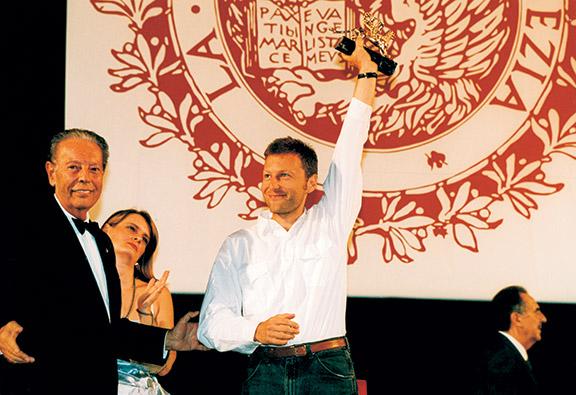 """Одбележување на 25 години од премиерата на филмот """"Пред дождот"""" на Милчо Манчевски"""
