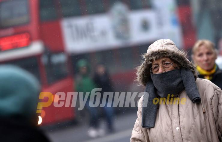 Струмица најалармантно, загадено низ цела Македонија