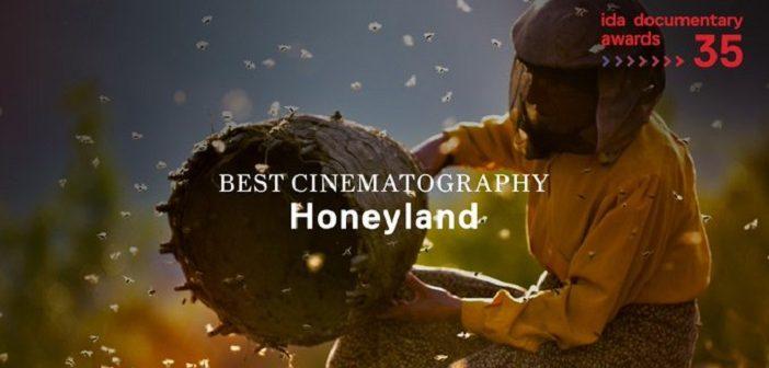 """""""Медена земја"""" со награда за најдобра кинематографија во Лос Анџелес"""