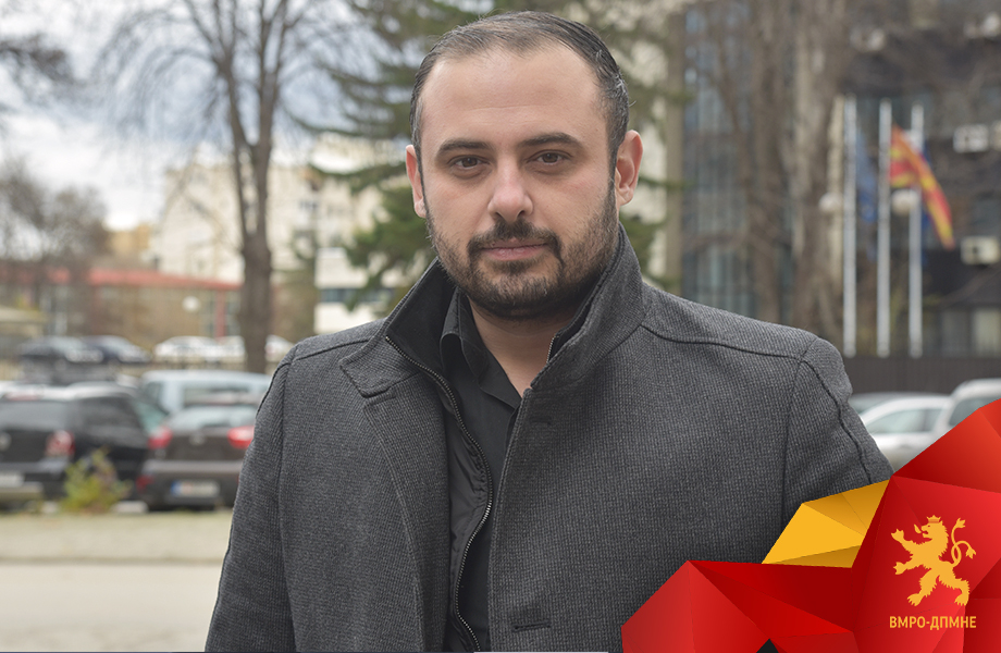 Ѓорѓиевски: СДСМ со фалсификат поништуваат решенија во МВР