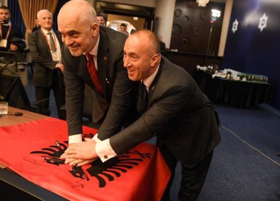 Харадинај: Не ни треба дозвола од Србија за обединување со Албанија