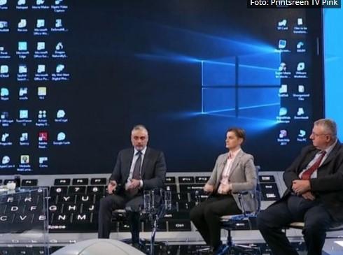 Шешељ кон Чеда Јовановиќ: Ти да не си предозиран?