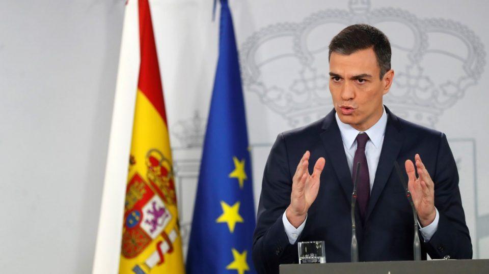 Шпанскиот Парламент расправа за поддршка на предлогот на Санчез за формирање влада
