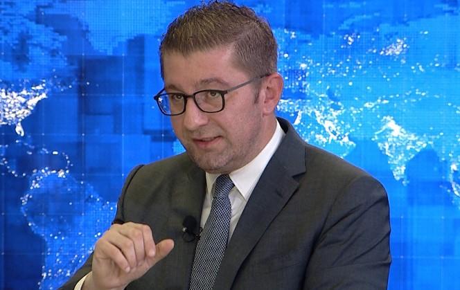 Вечерва ќе биде емитувана емисијата на Горазд Чомовски каде гостин е лидерот на ВМРО-ДПМННЕ, Мицкоски