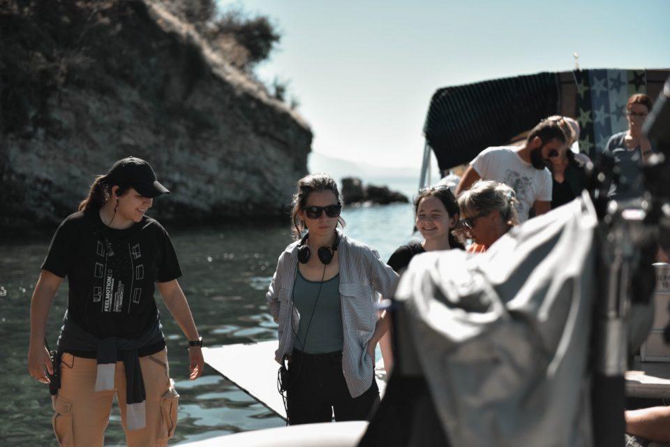 """Заврши снимањето на филмот """"Сестра"""", долгометражно деби на младата режисерка Дина Дума"""