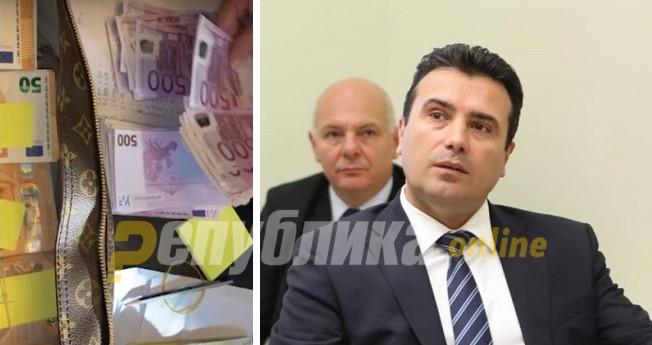 Јанушев: Тоа што куферот не стигнал до Заев, открива дека бил наменет за него и не значи дека парите не стигнале до него