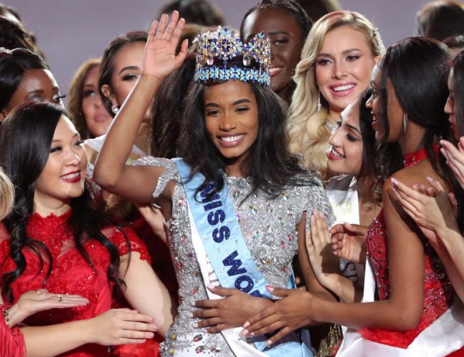 Тони Ан Синг од Јамајка е Мис на светот