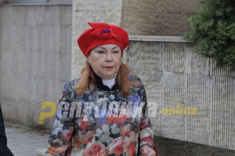 Судот ја отфрли тужбата на Русковска против ВМРО-ДПМНЕ како неоснована