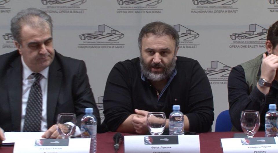 """Операта """"Скендербег"""" в понеделник премиерно на сцената на Опера и балет"""