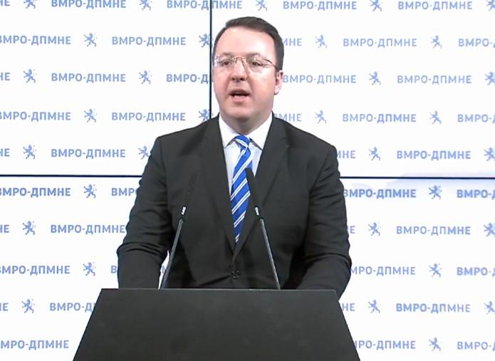 """Николоски: Зоран Заев не го пријавил """"Рекет"""", зашто самиот тој е на врвот на пирамидата"""