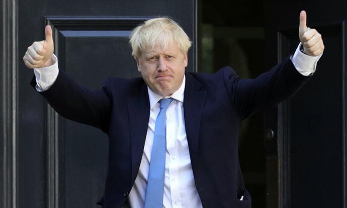 Џонсон ја изведува Велика Британија од ЕУ на 31 јануари