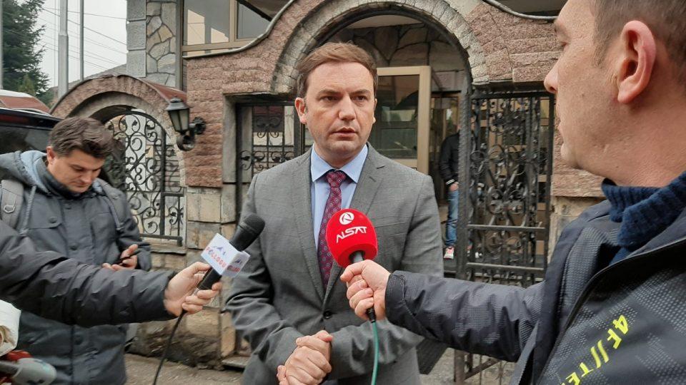 Османи: Концептот за премиер Албанец наиде на голема поддршка