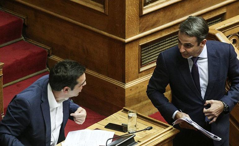 Ципрас: Мицотакис со три раце ќе потпишеше договор како тој од Преспа