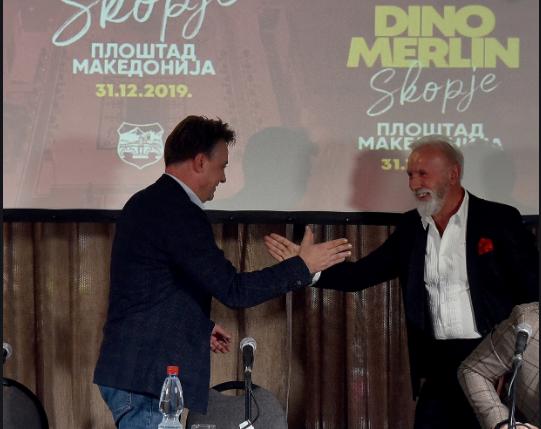 Шилегов тврди дека спонзори ќе платат за Дино Мерлин да пее во Скопје и ги искара сите: Барем радувајте се на туѓата среќа