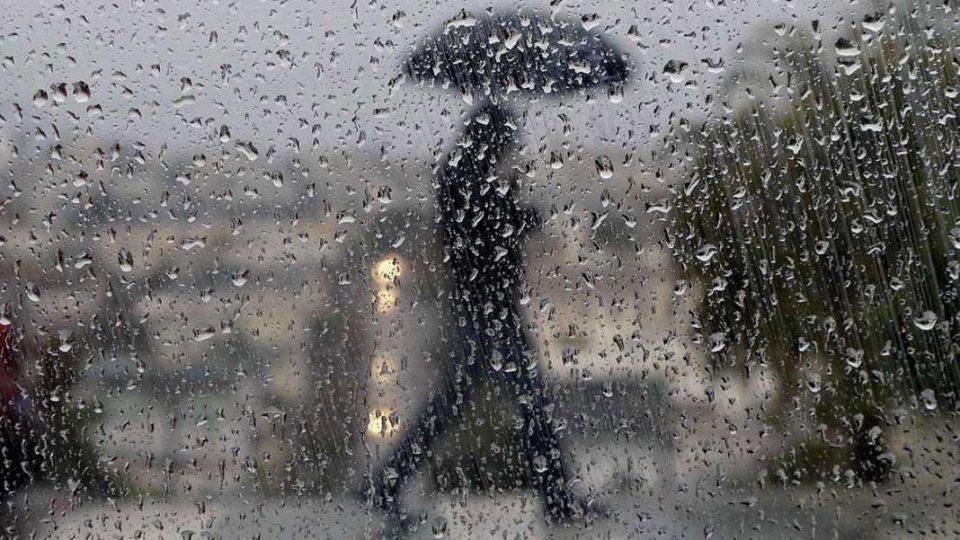 Облачен ден со поинтензивен дожд попладне