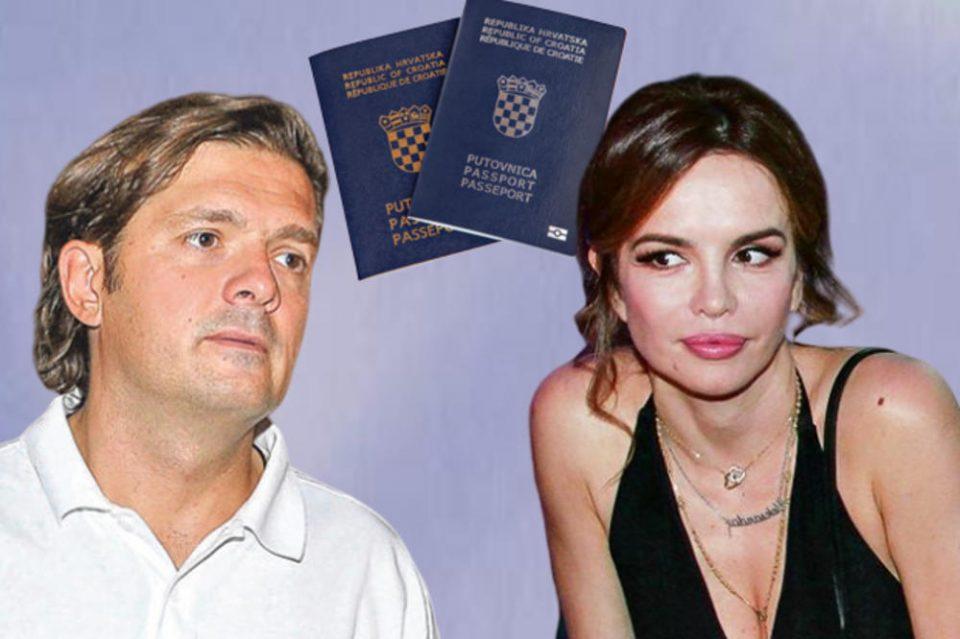 Нова драма: Северина го зароби малиот Александар во Хрватска?
