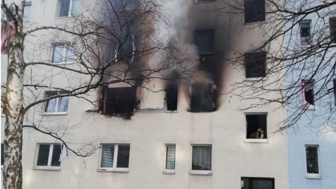 Едно лице загина во експлозијата во зграда во Германија, а 25 се повредени