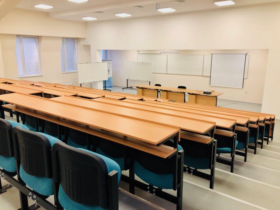"""Нов кат и простории за ФИКТ, успешно спроведен и проектот """"Вработи млади"""""""