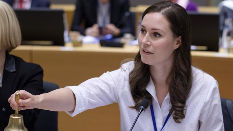 Избрана новата премиерка на Финска, најмлада во светот