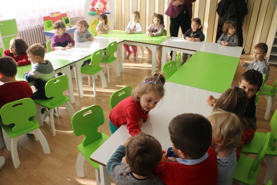 Шахпаска: 482 деца и 77 вработени во градинки се во изолација