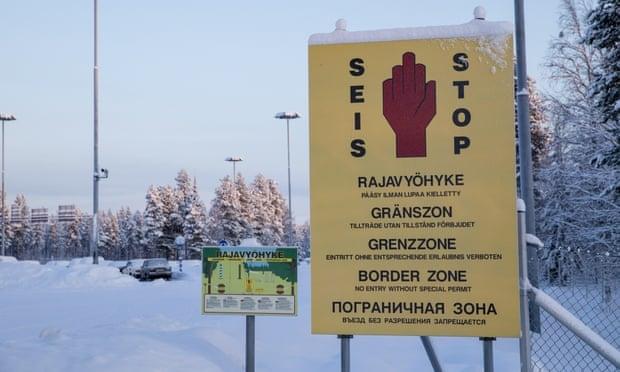 Изградил лажна граница со Финска за шверц на мигранти: Руската полиција уапси измамник