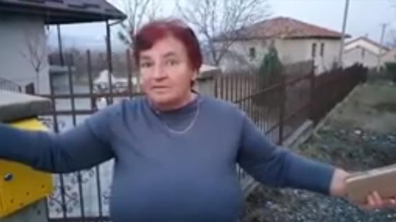 Баба Перса сама против Наумоски: Гребениот асфалт го купив лично јас, а општината располага со него