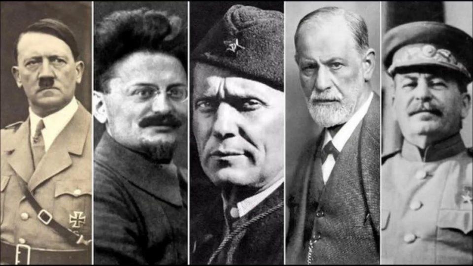 Што им е заедничко на Тито, Хитлер, Сталин, Троцки и Фројд?