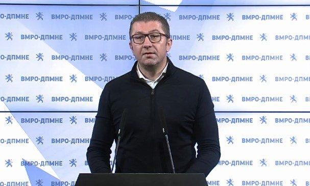 Мицкоски: ВМРО-ДПМНЕ ќе поднесе амадмани за Законот за јазици, во согласност со препораките на Венецијанската комисија