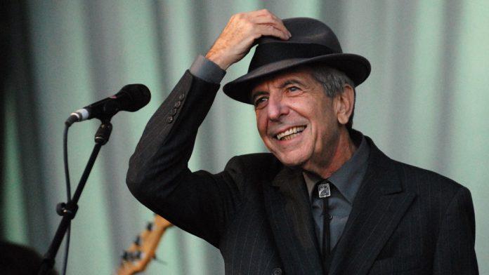 Постхумниот албум на Леонард Коен на врвот на светските топ-листи