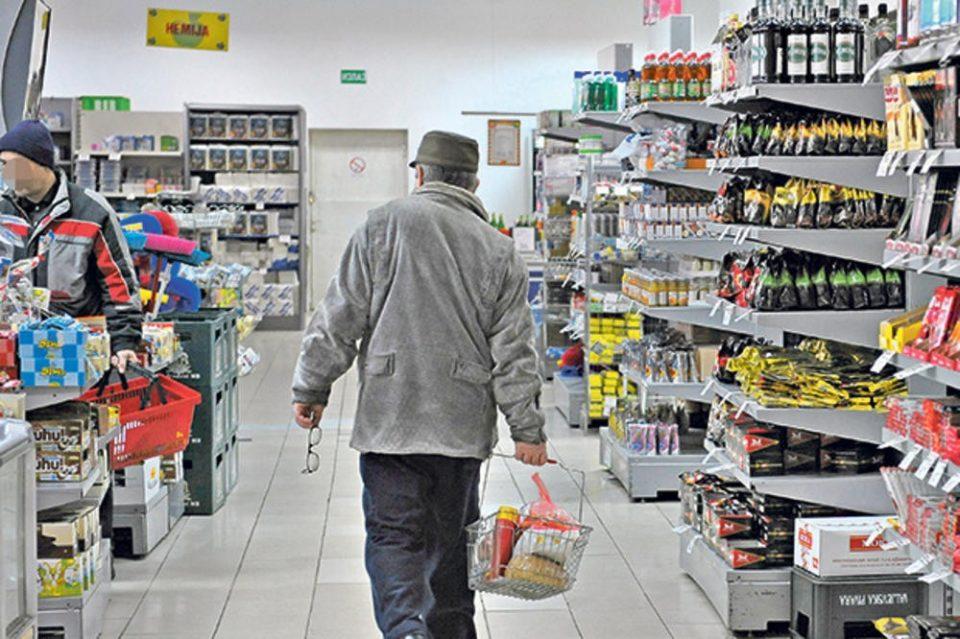 Трошоците на живот во ноември намалени за 0,1 отсто