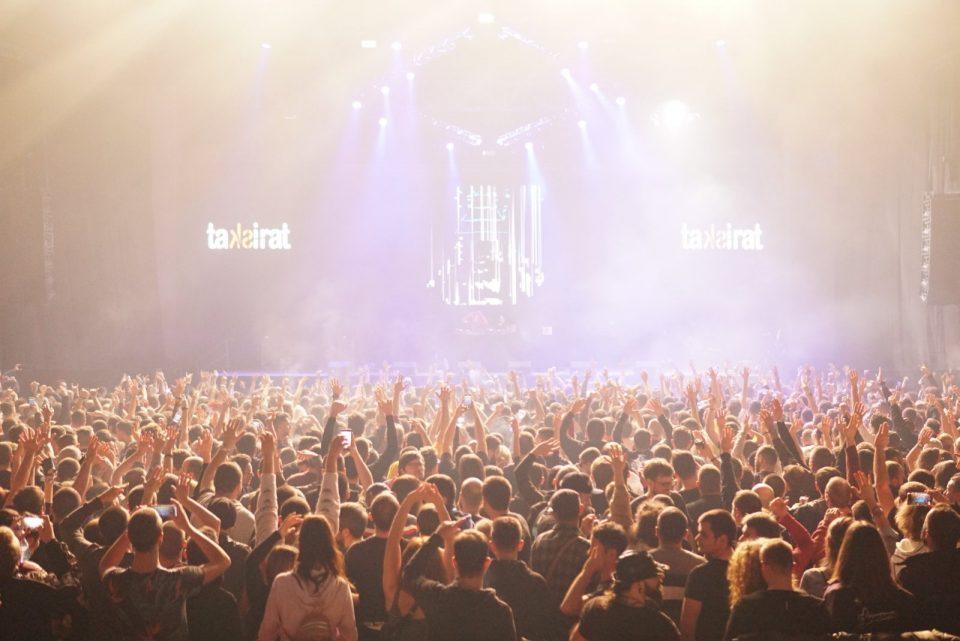 """""""Таксират"""" меѓу првите десет фестивали во Европа во категорија """"Најдобар фестивал во затворен простор"""""""