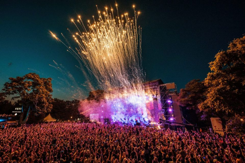 """Фестивалите на """"Егзит"""" меѓу десетте најдобри во Европа!"""